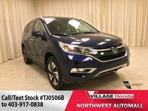 2016 Honda CR-V Touring New Arrival