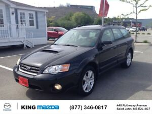 2006 Subaru Outback 2.5XT AUTO..ALL WHEEL DRIVE..HEATED LEATHER