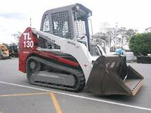 Takeuchi TL 130 Skid Steer dry hire. Park Ridge Logan Area Preview