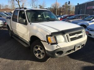 2004 Ford Explorer Sport Trac XLT/4X4/LEATHER/ROOF//ALLOYS