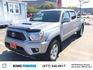 2015 Toyota Tacoma TRD - 4X4 ! BLUETOOTH! SATELLITE RADIO! 4 DOO