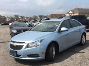 2011 Chevrolet Cruze LT Turbo TURBO! BLUETOOTH! POWER EVERYTH...