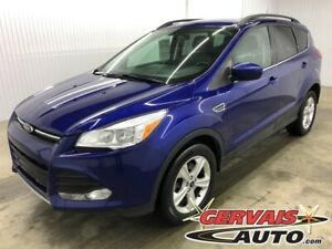 2016 Ford Escape SE AWD MyFord Touch Bluetooth Caméra de recul M