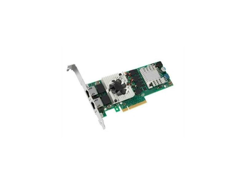 Dell Intel Ethernet X540 DP 10GBASE-T Server Adapter, Full Height 540-BBDU