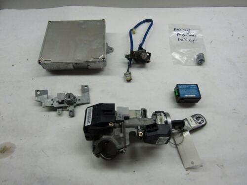 2006 ACURA TL - ECU COMPUTER SECURITY KEY IGNITION DOOR LOCK CYLINDER SET