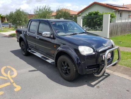 2009 Great Wall Manual 4wD Come Whit Rwc And Rego 31/7/2018