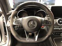 Miniature 24 Voiture Européenne d'occasion Mercedes-Benz C-Class 2017