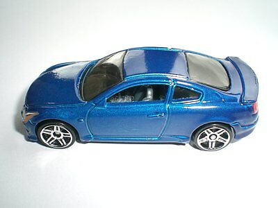 2017 Hot Wheels Infiniti G37 Coupe in 1/64 ()