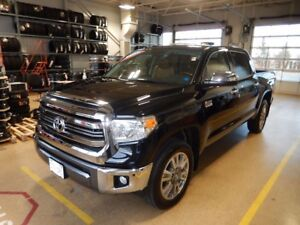 2017 Toyota Tundra Platinum Top of the line 1794 Edition