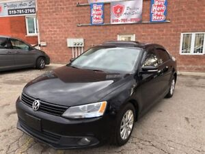 2011 Volkswagen Jetta NO ACCIDENTS - SAFETY & WARRANTY INCL