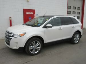 2014 Ford Edge Limited LOADED ~ Finance Available ~ $15,999