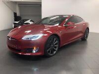Miniature 8 Coche Americano usado Tesla Model S 2017