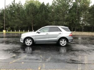 2014 MERCEDES ML 350 BLUETEC  4MATIC AWD