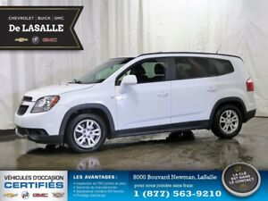 2012 Chevrolet Orlando LT 7 pass.. Only one Owner.!