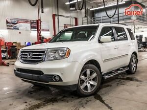2012 Honda Pilot TOURING ***113,000KM!***JAMAIS ACCIDENTÉ!*** TO