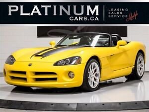 2005 Dodge Viper SRT-10 CONVERTIBLE,