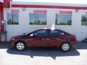 2012 Honda Civic LX 8.950 KM