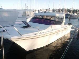 Powercat Sport 268 hardtop Perth Perth City Area Preview