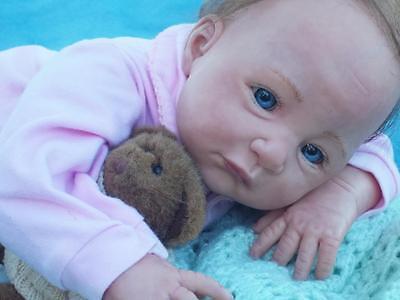 Reborn Baby Kimberly by Sebilla Bos 20