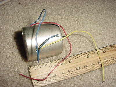 Small Dc Electric Motor 6-36 Vdc At 250 Ma Mabuchi M88