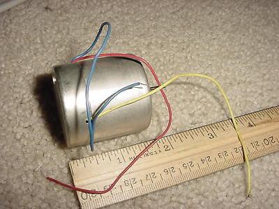 Small Dc Electric Motor 6-36 Vdc At 250 Ma Mabuchi M88