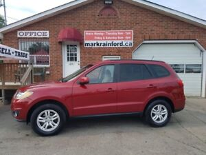 2011 Hyundai Santa Fe GL 3.5 V6 Heated Cloth Bluetooth