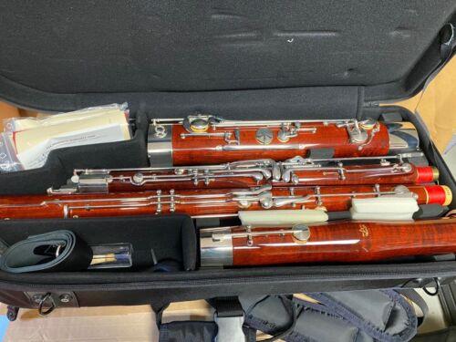 Fox Bassoon 222D (With High D Key) NEW!