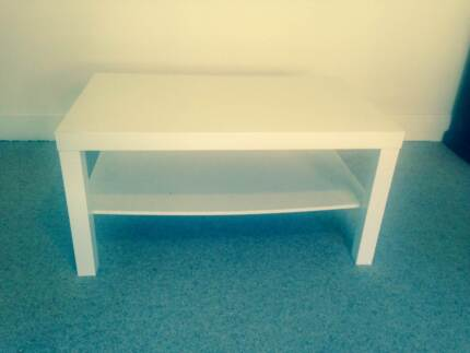 White Coffee Table for sale Petersham Marrickville Area Preview