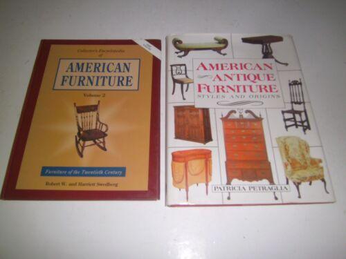 American Antique Furniture Patricia P. Petraglia 20th Century Furniture Swedberg