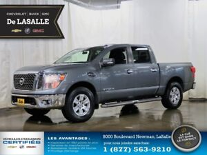 2017 Nissan Titan SV// V8//4X4 PERFECT FOR CONTRACTOR