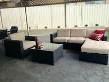 6-Piece Outdoor Furniture Set Glenmore Park Penrith Area Preview