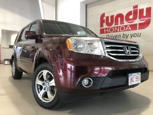 2015 Honda Pilot EX-L w/leather, power seat ONE LOCAL OWNER