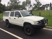 2001 Toyota Hilux Ute Stanhope Gardens Blacktown Area Preview