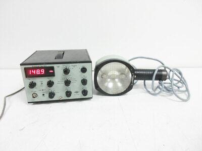 Bruel Kjaer 4913 Stroboscope With Us 0008 Lamp Unit Bk