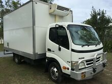 Hino 300 Fridge Pantech  6 pallet Cold Delivery Truck Yatala Gold Coast North Preview