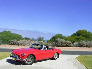 1969 M.G. MGB Coupe Dalyellup Capel Area Preview