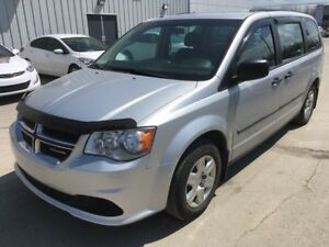 2012 Dodge Grand Caravan PNEUS D'HIVER Winter tires included