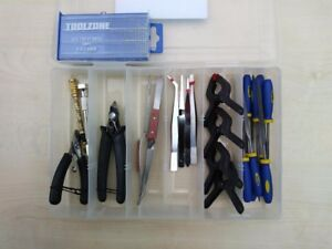 New Precision Craft Hobby Tools Tool Kit Drills Airfix Scale Model Makers Set-A