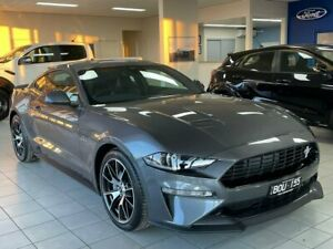 2021 Ford Mustang FN 2021.50MY High Performance RWD Grey 10 Speed Sports Automatic Fastback