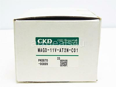 Ckd Magd-11v-at2n-c01 3870-00899 Pneumatic N.c. Diaphragm Valve New