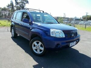 2006 Nissan X-Trail T30 II MY06 ST-S X-Treme Blue 4 Speed Automatic Wagon Bayswater North Maroondah Area Preview