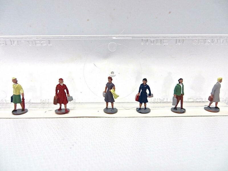 "Merten T806 TT Gauge Figures ""Women Passengers"" #2 New Old Stock LOW SHIPPING"