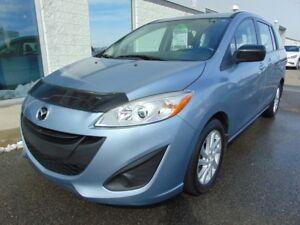 2012 Mazda Mazda5 GS MANUELLE BAS KM MANUAL GS AC CRUISE LOW KM