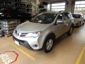 2014 Toyota RAV4 LE Upgrade AWD and fuel economy