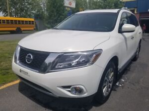 2013 Nissan Pathfinder SL AWD - TOIT PANO - CUIR- DÉMARREUR-  CA