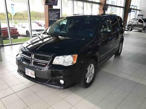 2014 Dodge GRAND CARAVAN CREW 6-Speed Automatic! V-6! Multi-zone