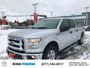 2017 Ford F-150 XLT 5.0L V8...4X4...SUPERCREW..SATELLITE RADIO..