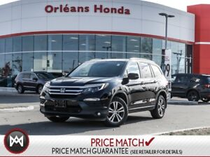 2017 Honda Pilot EX-L/DVD/ROOF/LEATHER/BACK UP CAMERA RARE DVD M