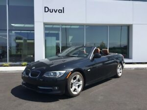 2011 BMW 3 Series 335i - CABRIOLET 3.0L BI-TURBO 300HP