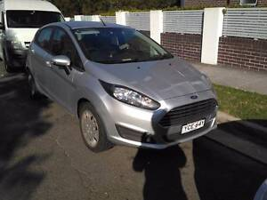 2015 Ford Fiesta Hatchback,full ford service, no finance accident Burwood Burwood Area Preview